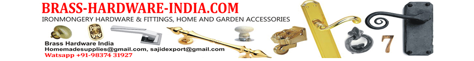 Brass Hardware India