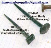Iron Nails-Clavos