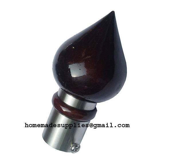 Curtain Bracket Finial