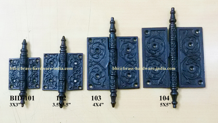 Aluminum Decorative Door Hinge