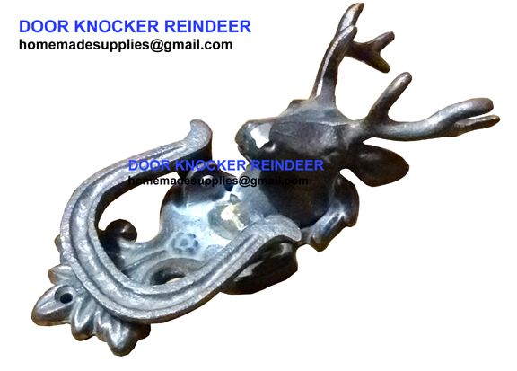 Door Knocker-Reindeer