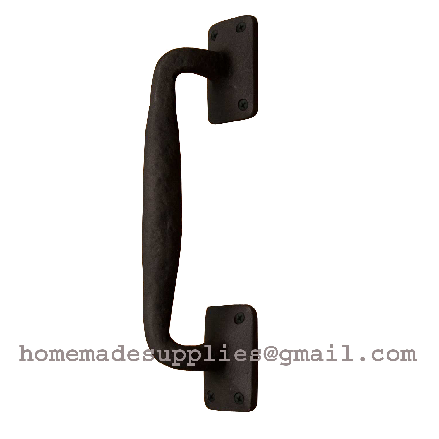 Hand Forged Iron Pull Handle