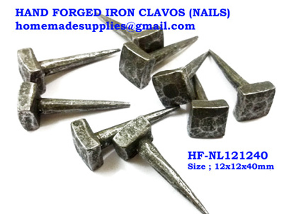 Iron Clavos - Nails